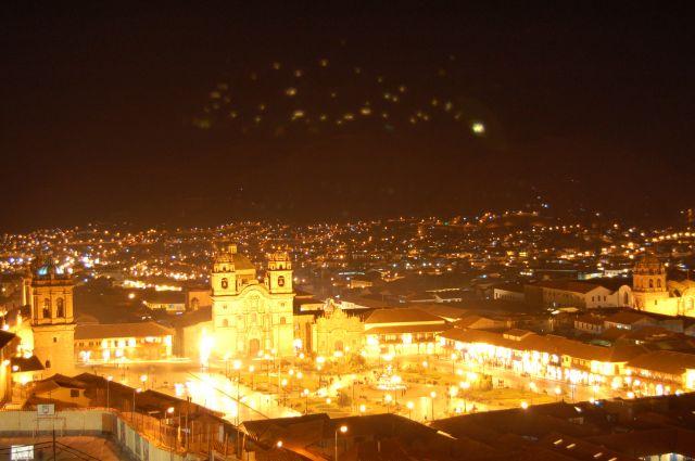 Zdjęcia: Cusco, Panorama Cusco, PERU