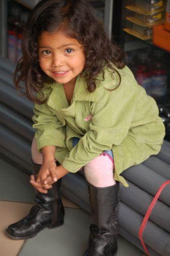 Zdj�cia: Huaraz, Dzieci Peru, PERU