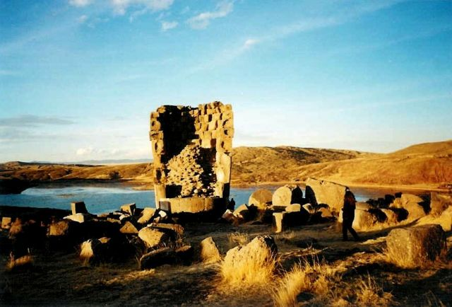 Zdjęcia: Puno, Puno, Sillustani, PERU