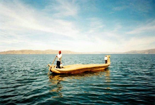 Zdjęcia: Puno, Titikaka, Mały rejs, PERU