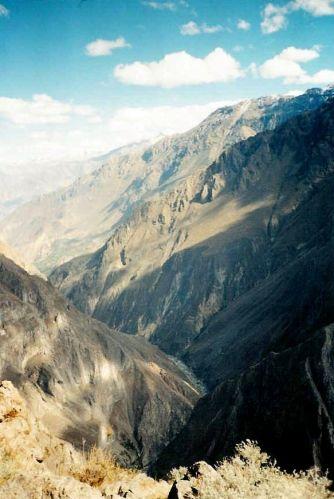 Zdjęcia: Canion Colca, Arequipa, Canion Colca, PERU
