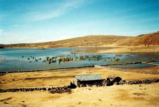 Zdjęcia: Sillustani, Puno, Sillustani, PERU