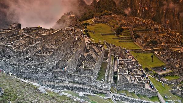 Zdjęcia: Machu Picchu, Cusco, Machu Picchu, PERU