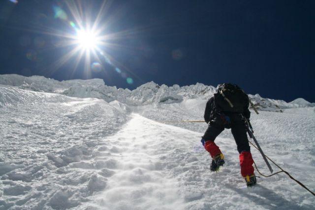 Zdjęcia: Cordillera Blanca, zejście z Alpamayo, PERU
