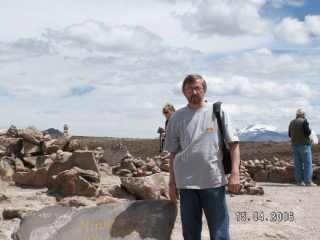 Zdjęcia: Z Chivay do Puno, Punkt widokowy Mirador de Los Andes - 4930m, PERU