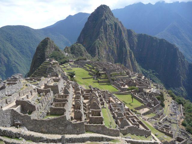 Zdjęcia: Machu Picchu, pocztówka z Peru, PERU