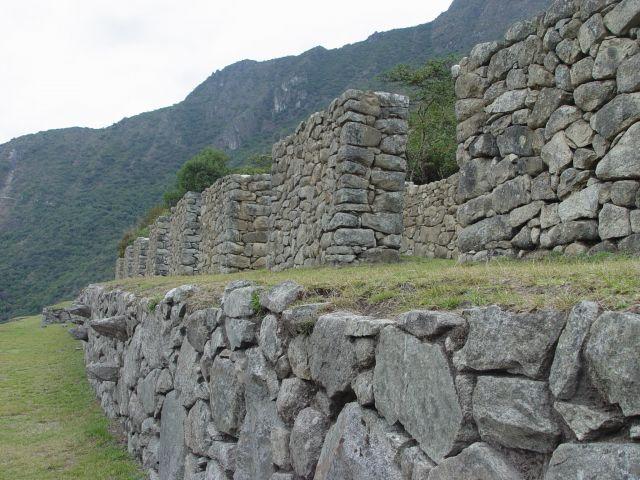 Zdjęcia: widoki ze środka, Machu Picchu, Machu Picchu inaczej_1, PERU