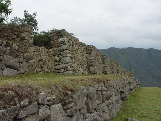 Zdjęcia: widoki ze środka cd., Machu Picchu, Machu Picchu inaczej_2, PERU