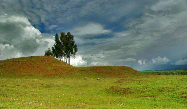 Zdjęcia: okolice  PISCO, :JAK MALOWANE:, PERU