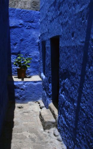 Zdjęcia: AREGUIPA  ;Białe Miasto;, BLU, PERU
