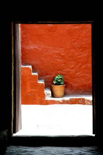 Zdj�cia: AREGUIPA  ;Bia�e Miasto; klasztor S.Katarzyny, Klasztor �w.Kaarzyna, PERU