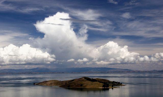 Zdjęcia: Jezioro TIKITACA, Jak w niebie, PERU