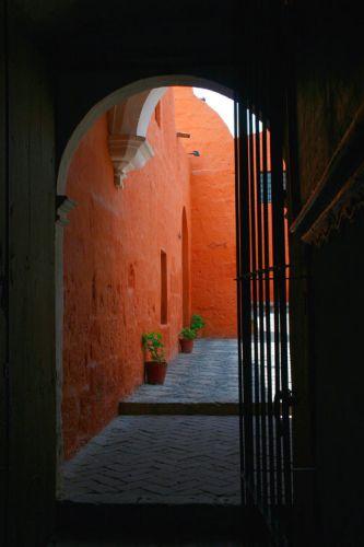 Zdjęcia: Klasztor Sw.Katarzyny, SANTA KATARINA, PERU