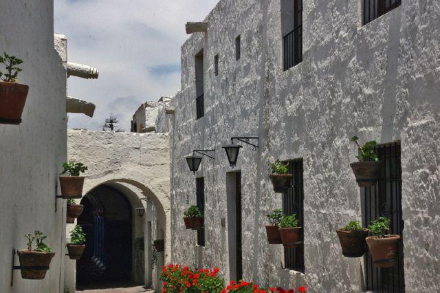 Zdjęcia: Klasztor Sw.Katarzyny, SANTA KATARINA 4, PERU