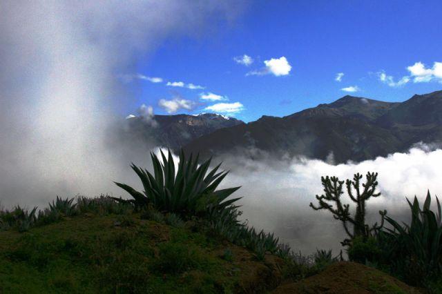 Zdjęcia: Okolice PISAC, W drodze do PISAC 2, PERU