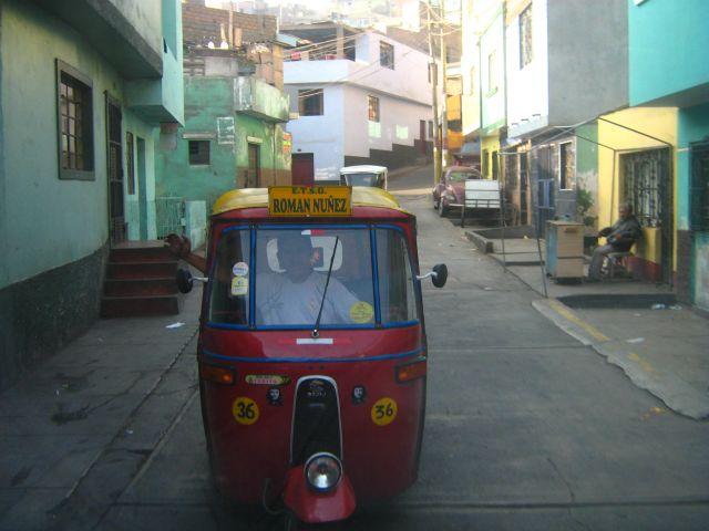 Zdjęcia: Lima, Amigo, PERU