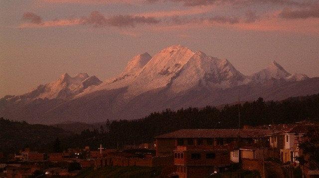 Zdjęcia: Huaraz, Kordyliera Biała, Huscaran, PERU