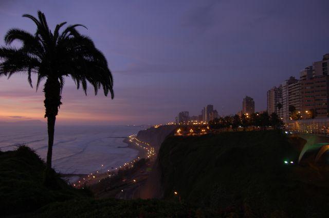 Zdjęcia: Park Miłości, Lima, Lima nocą, PERU