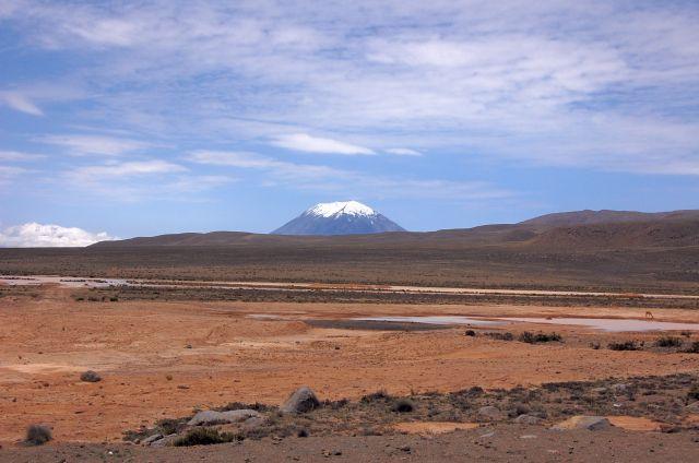 Zdjęcia: okolice Arequipy, okolice Arequipy, Wulkan, PERU