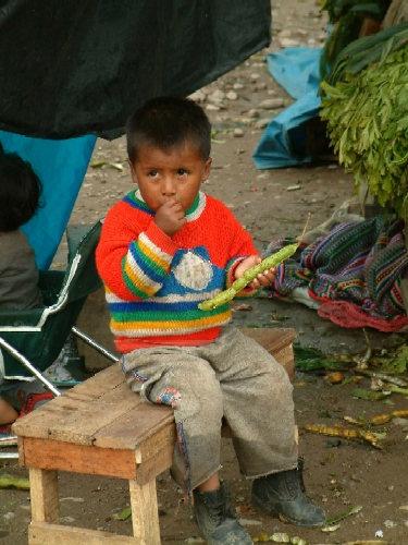 Zdjęcia: Oxapampa, Andy, Kordyliera Wschodnia, Dzieciak, PERU