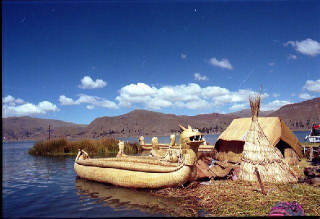 Zdjęcia: Titicaca, Pływające Wyspy Uru, PERU