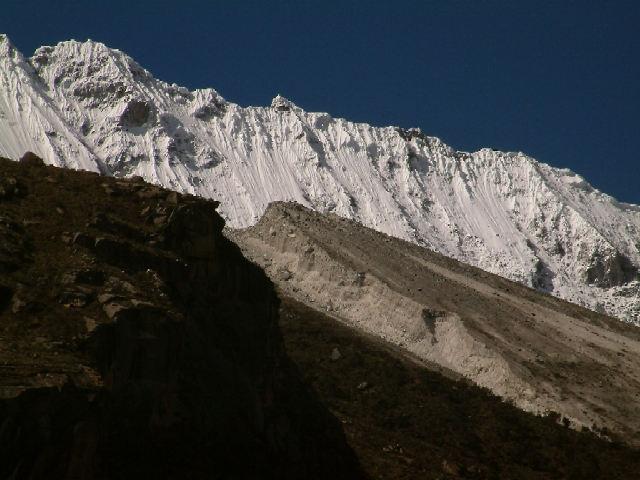 Zdjęcia: Park Narodowy Huascaran, Andy, Kordyliera Biała, Huandoy, PERU