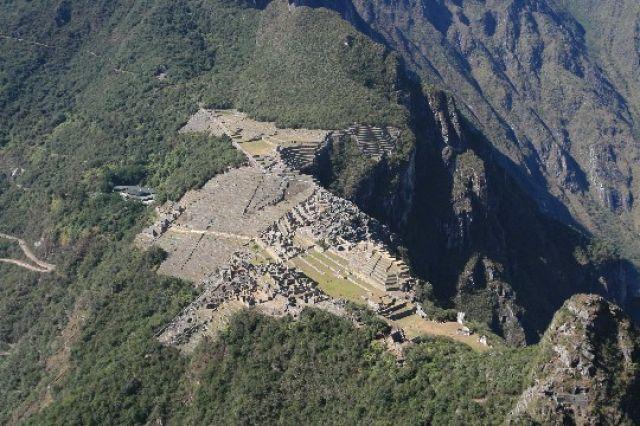 Zdjęcia: sacred valley, macchu z góry..., PERU