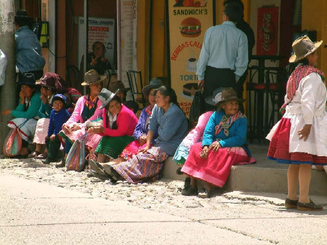 Zdjęcia: Huaraz, Andy, Kordyliera Biała, Ploteczki, PERU
