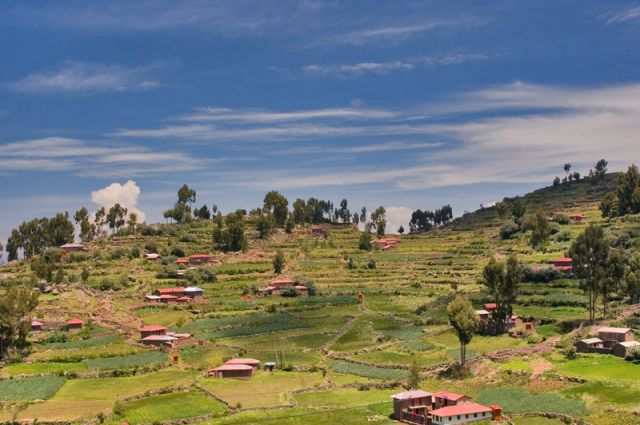 Zdjęcia: wyspa Taquile, Taquile, PERU
