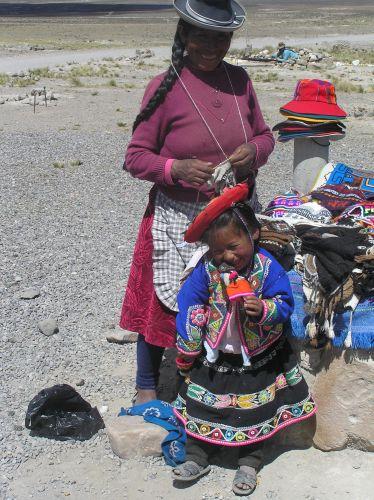 Zdjęcia: okolice Arequipy, w drodze do kanionu Colca, PERU