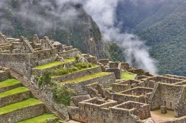 Zdjęcia: Machu Picchu, Machu Picchu 3, PERU