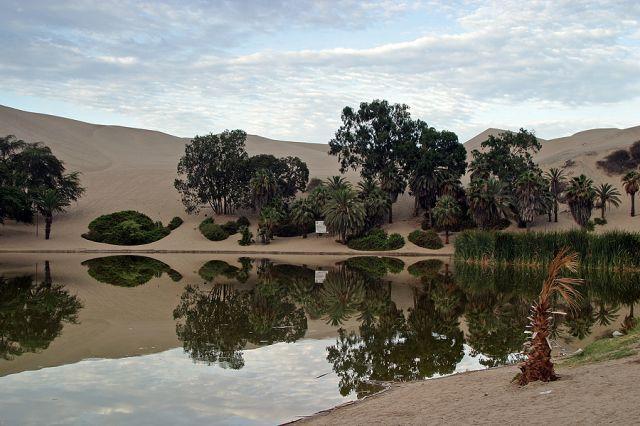 Zdjęcia: Oaza Huacachina, Piaskowica 2, PERU