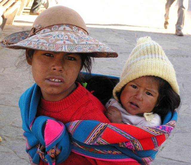 Zdjęcia: W drodze do Cuzco, Andyjskie Krajobrazy, PERU