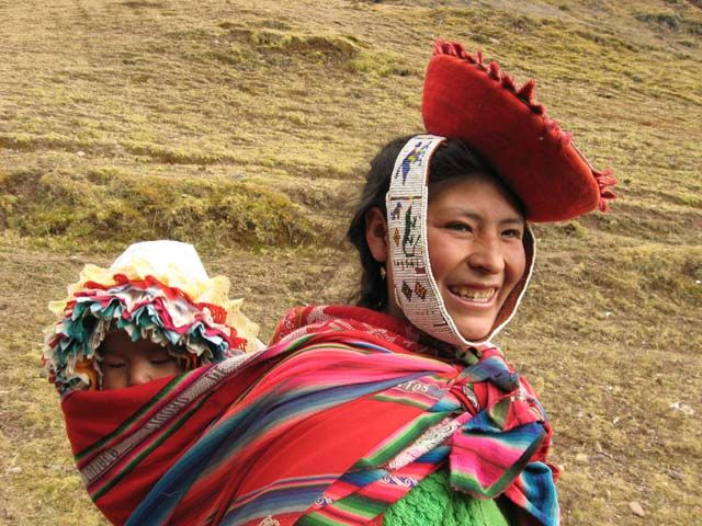 Zdjęcia: Dolina Laraos, Cusco, 1, PERU