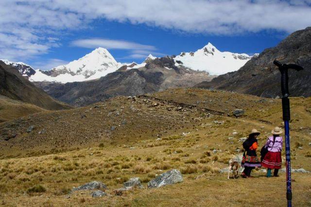 Zdjęcia: cordillera blanca, na szlaku..., PERU