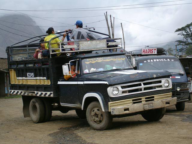 Zdjęcia: wioska Santa Maria, W drodze do Machu Picchu, PERU