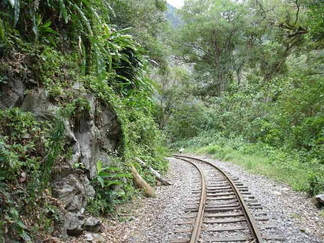 Zdjęcia: Okolice Aguas Calientes, W drodze z Hydroelectrics do Aguas Calientes, PERU