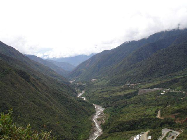 Zdjęcia: Droga z Cusco do Santa Teresa, W drodze z Cusco do Santa Teresa, PERU
