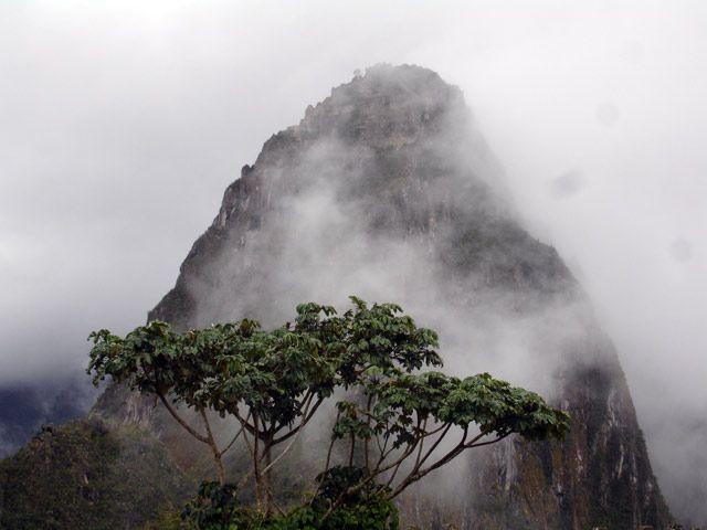 Zdjęcia: Machu Picchu, Widok na Wayna Picchu, PERU