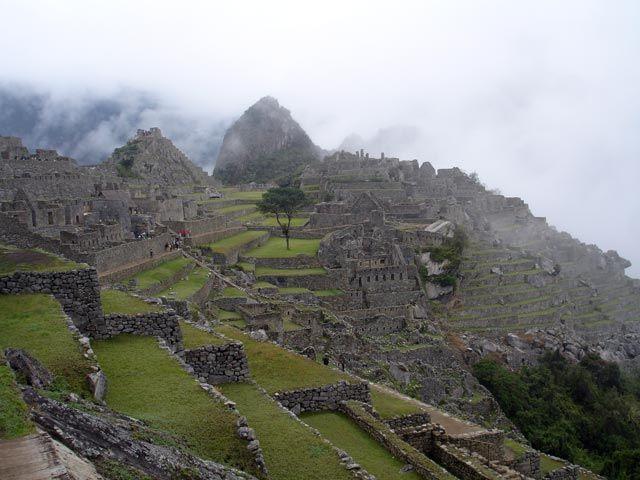 Zdjęcia: Machu Picchiu, Machu Picchu - klasyczne ujecie, PERU