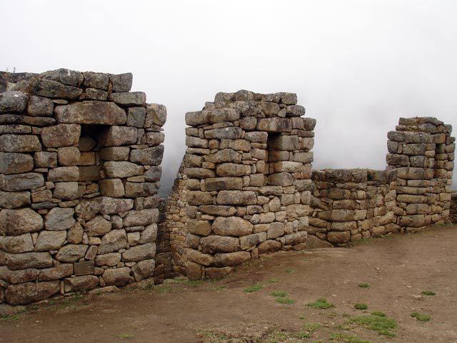 Zdjęcia: Machu Picchiu, W ruinach Machu Picchu, PERU