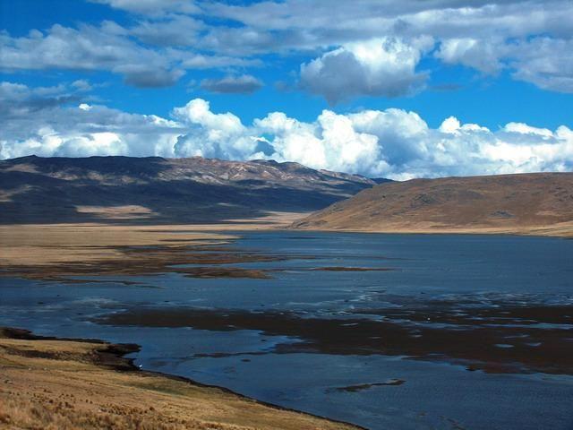 Zdjęcia: Okolice Pachacoto, Cordillera Huayhuash, Płaskowyż na północ od Cordilliery Huayhuash, PERU