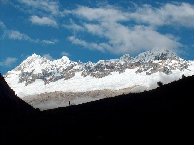 Zdjęcia: Dolina Vaqueria, Cordillera Blanca, Masyw Piramid, PERU