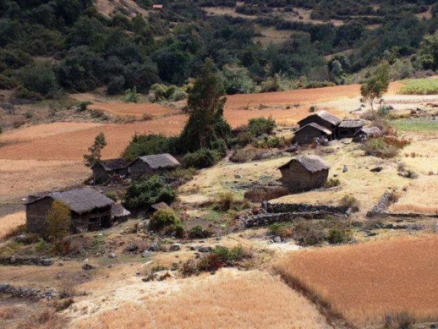 Zdjęcia: Dolina Vaqueria, Cordillera Blanca, Ostoja spokoju, PERU