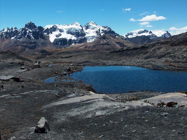 Zdjęcia: Nevado Pastoruri, Cordillera Blanca, Południe Cordillery Blanci, PERU