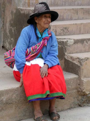 Zdjęcia: Huaraz, Mieszkanka Huaraz, PERU