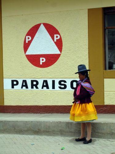 Zdj�cia: Huaraz, Paraiso, czyli prawie jak w raju :), PERU
