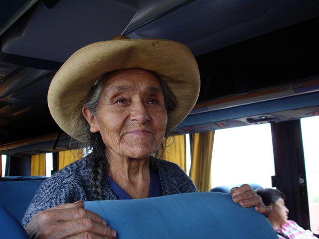 Zdjęcia: W drodze do Huaraz, Peruwianka, PERU