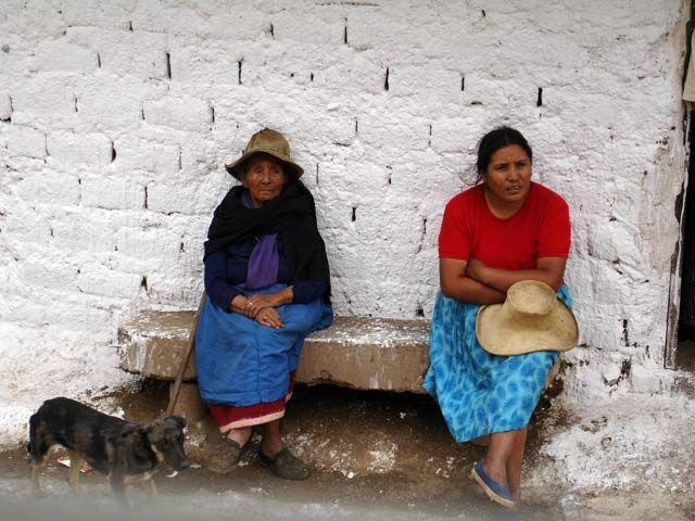 Zdjęcia: Chimbote, Peruwianki, PERU