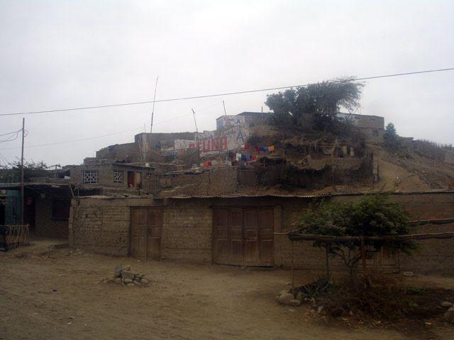Zdj�cia: Okolice Chimbote, Peryferie miasta, PERU